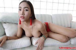 Nacktfotos von Porno Transen aus Asien